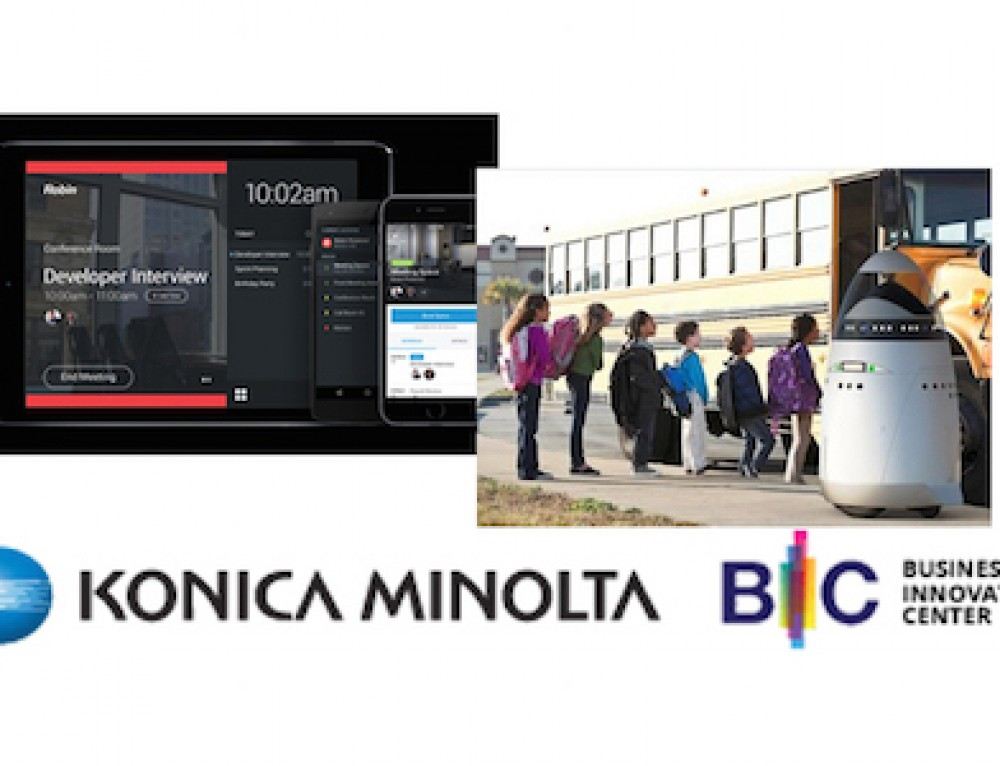 Konica Minolta Unveils its Business Innovation Center (BIC) and Provides a Sneak Peek into its Initial Disruptive Solutions