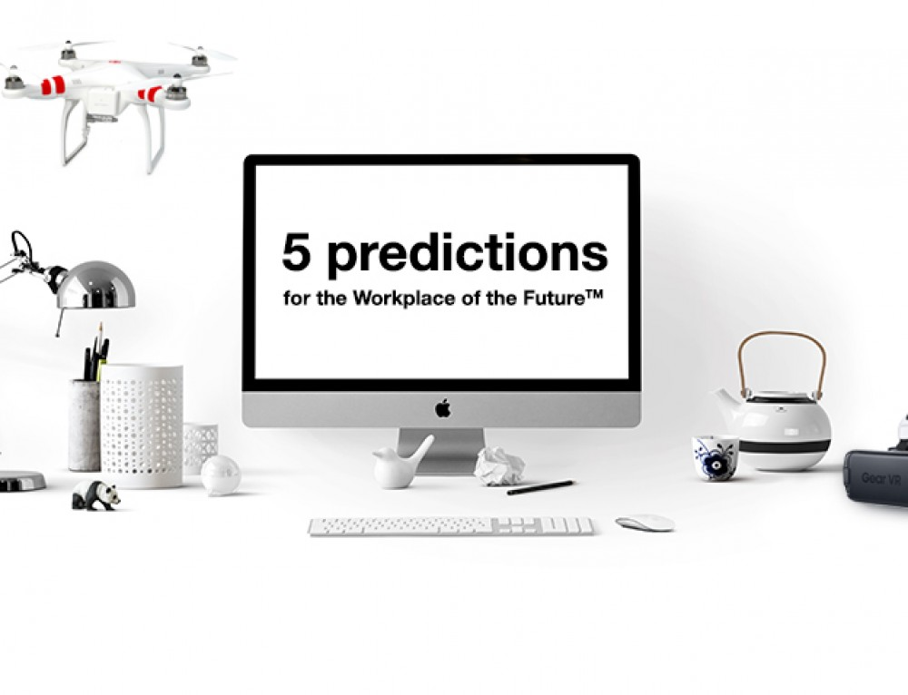 Workplace of the Future: Five Predictions for 2017