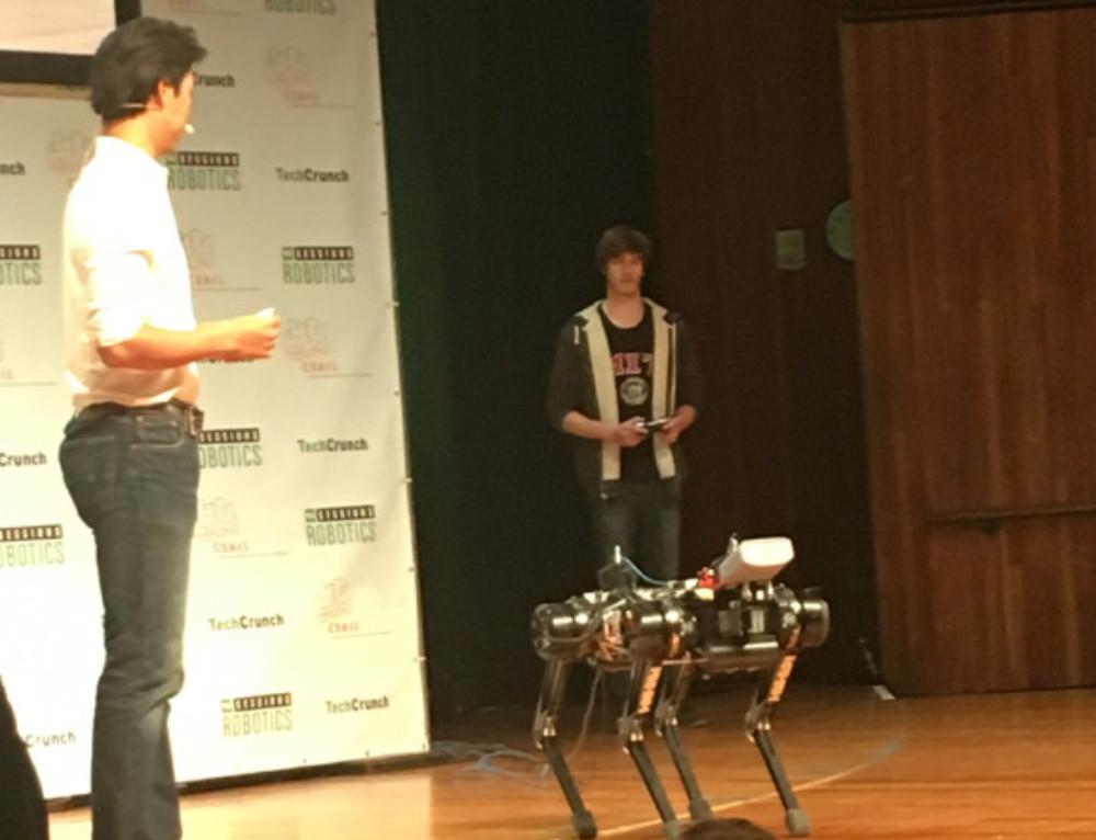 BIC Sponsors Inaugural Techcrunch Robotics Event